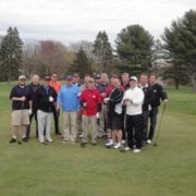third annual golf outing