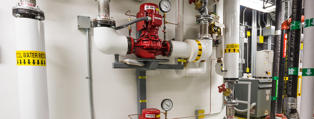 delta mechanical fire protection